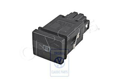 Genuine Vw Beetle Cabrio Cabriolet Switch For Heated Rear Window