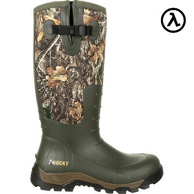 Rocky Sport Pro Rubber Side-Zip Outdoor Boots Rks0383 - All Sizes - New
