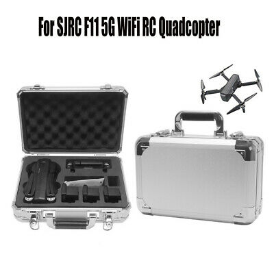 Waterproof Storage Bag Carrying Case Protector for SJRC F11 RC Drone Quadcopter,