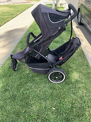 Phil And Teds Sport Double Stroller