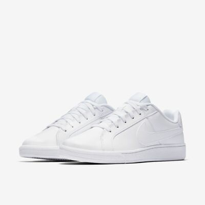 NIKE COURT ROYALE 833535 102 833535102 white halfshoes