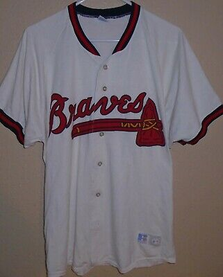 eb182f355f7 90S VINTAGE MLB Baltimore Orioles Russell Athletic Gray Jersey sz 40 ...