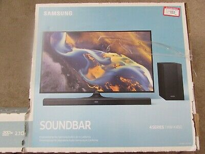 7b861de5bcc SAMSUNG HW-K450 300W 2.1-Channel Soundbar with Wireless Subwoofer ...