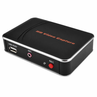 HD 1080P HDMI Game Video Capture Box Recorder For XBOX/PS 3/PS 4 /TV &Video Live