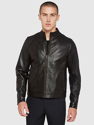 Mick Leather Jacket Mens Jackets And Coats