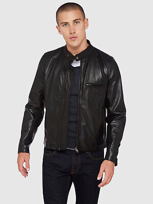 Dylan Leather Jacket Mens Jackets And Coats