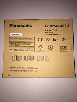 NEW Genuine battery for Panasonic Toughpad FZ-G1 Tablet,  FZ-VZSU84A2U 11.1V