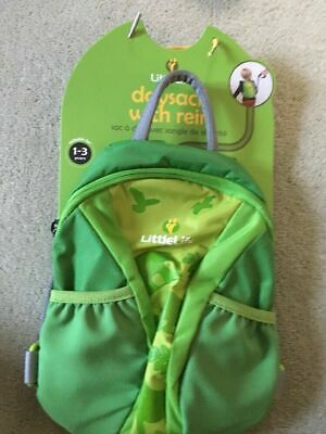 Little Life Rucksack With Reins