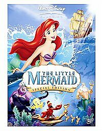 Little Mermaid (2 Disc Special Edition) [DVD], New DVD, ,