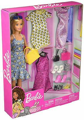 Barbie Doll Fashions and Accessories Assorted Color May Vary (Free Shipping)