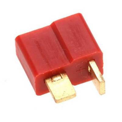 10 Pcs Chic Ultra T Connectors Plug Deans Style For RC LiPo Battery Male/Female
