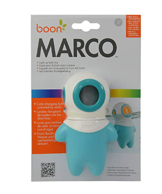 Boon Marco Light Up Bath Toy Child's Water Scuba Figure Sea Diver Splash Fun R