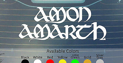VIKING HONOR sticker decal Asatru Amon Amarth Vikings Pagan Runes SCA vikings