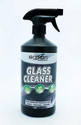 ** Ignition Glass Cleaner 750Ml New ** Glass Mirror Chrome Car Care