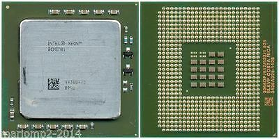 Intel Xeon DP 2.4//512K//533MHz SL6GH Processor CPU