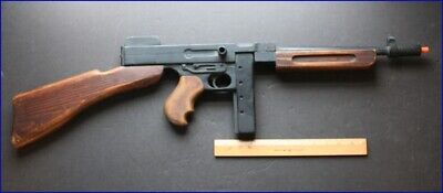 TWO) THOMPSON MACHINE Gun Manuals Cal 45 M1928A1 &  45 M1 on