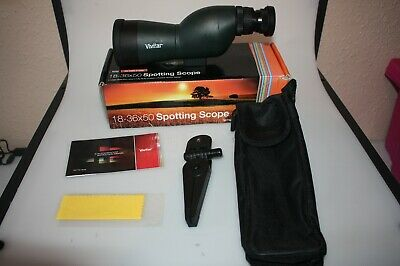 Vivitar Terrain Series 18  - 36X50 Spotting Scope,       Good Condition!!!!!!