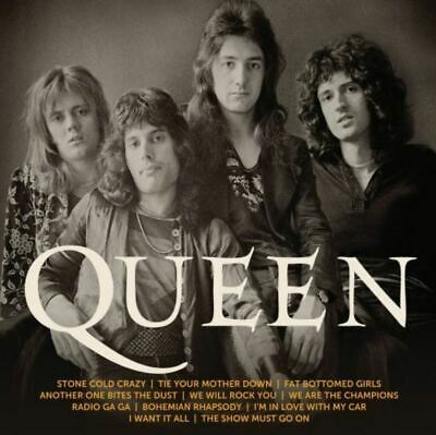 Best Greatest Hits Classic Music Best of Queen Audio CD Queen Classic Rock New