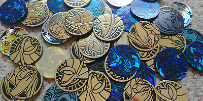 Pokemon Coins 8 Random Coins Pokemon TCG Assorted Coin Lot of 8 Coins