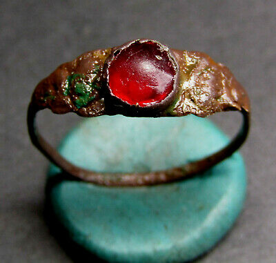 Ancient Bronze Ring.  (A7.7).