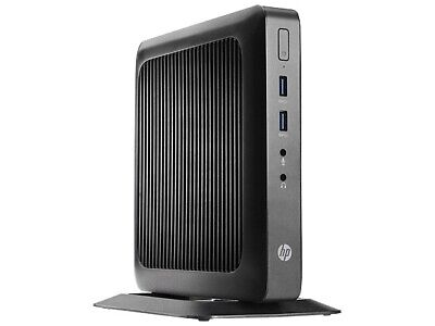 HP t620 Flexible Thin Client (ENERGY STAR) (G6F30AA), 4GB Ram, 16GB mSATA SSD