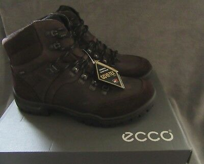 858523f1c904 ECCO Xpedition III Mid GTX Oiled Nubuck Leather Boot Shoes US 9- 9.5 M EU
