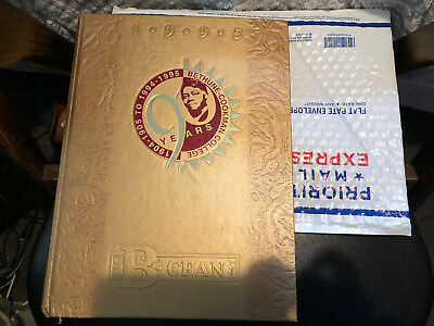 1995 Bethune Cookman Historical African American College University Yearbook