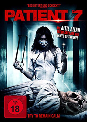 Patient Seven - (German Import) Dvd Nuevo
