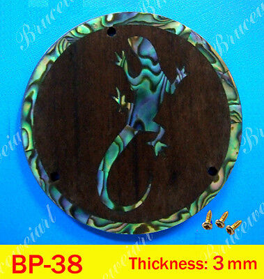 Free Shipping, Switch cover Backplate for Electric Guitar ( BP38 )