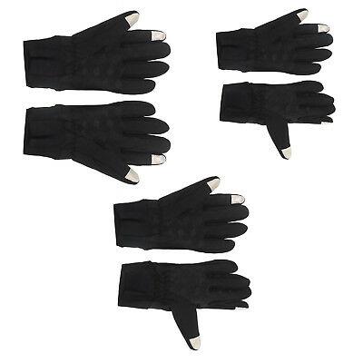 Touchscreen waterproof gloves Thermal Mens Womens Lined Driving Warm Gloves