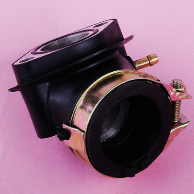 Carburetor Intake Manifold Pipe Fit for GY6 Moped Scooter ATV 110cc 125cc 150cc