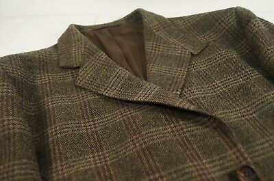 b3d833a630d3c James Purdey England Tweed Shooting Full Suit w/ Full Cut Trousers 44 R