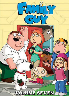 Family Guy, Volumen Seven Nuevo DVD