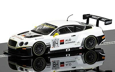 Scalextric C3714, Bentley Continental GT3 - Blancpain Series 2015