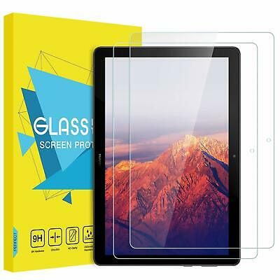 10 1'' INCH TEMPER Glass Tablet Screen PROTECTOR PC UK For