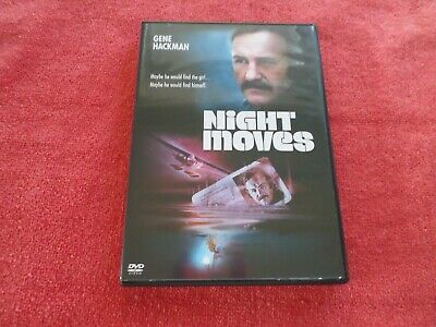 Night Moves (DVD, 1975/03) - GENE HACKMAN / JAMES WOODS / MELANIE GRIFFITH