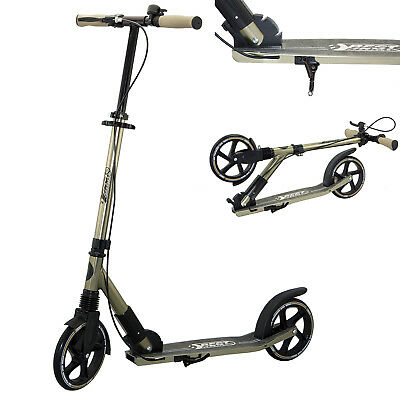 Best Sporting City Scooter High Class 205er Rolle, Tretroller Roller mit Ständer
