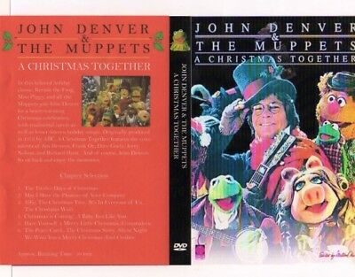 John Denver And The Muppets A Christmas Together Dvd