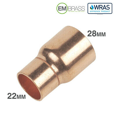 End Feed Fittings Copper Elbow MI X C Plumbing Pipe Fittings WRAS Approved