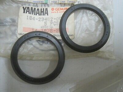 Yamaha Nos Steering Stem Seals (2) 164-23462 Rd250 Rd350 Rd400 Dt Ct Rt Xs Rd-Lc