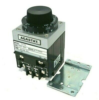 AGASTAT 7012CFL 480 VOLT 7000 SERIES TIMING RELAY NEW NOS **FAST SHIP**