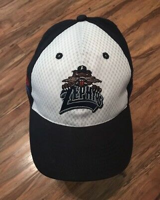 c06ba79496e0a New Orleans Zephyrs Baby Cakes Minor League Baseball Cap Adult Sm-Med  Strapback