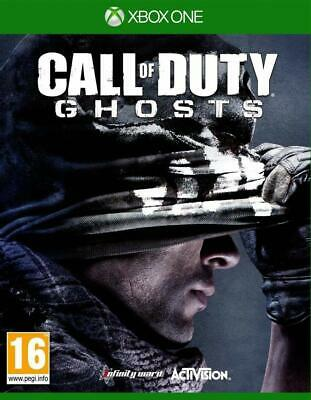 Call of Duty: Ghosts (Microsoft Xbox One, 2013) Brand New