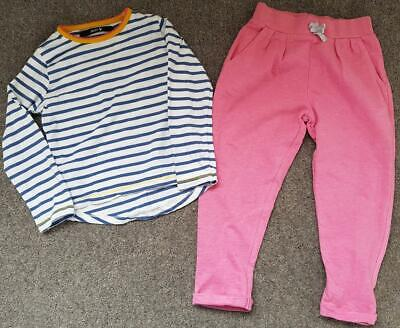 Gorgeous Girls, 2 Piece Outfit, 2-3 Years, Striped Top/Leggings From Mini Very