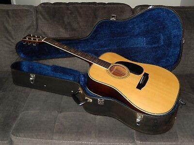 Made In Japan 1978 - Morris W50 - Absolutely Great D45 Style Acoustic Guitar