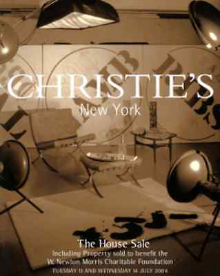 Christie's W. Newton Morris Collection + House Collection