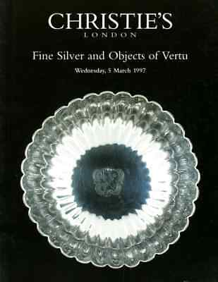 Christie's Fine Silver & Objects Of Vertu