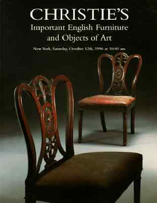 Christie's Important English Furniture & Objects Of Art