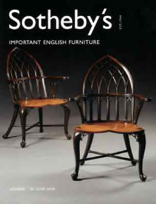 Sotheby's Important English Furniture