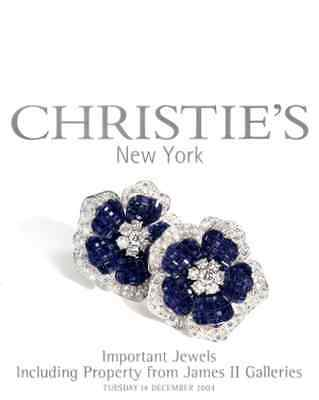 Christie's Important Jewels Including Property From The James Ii Galleries